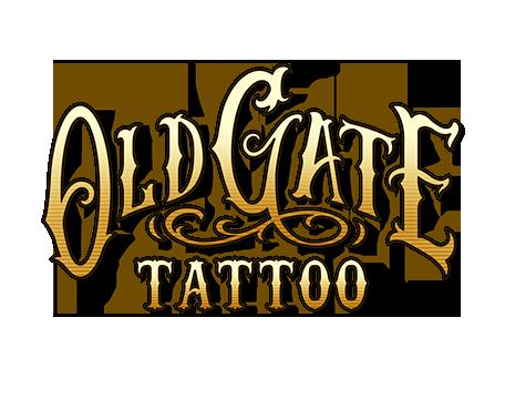 old gate tattoo