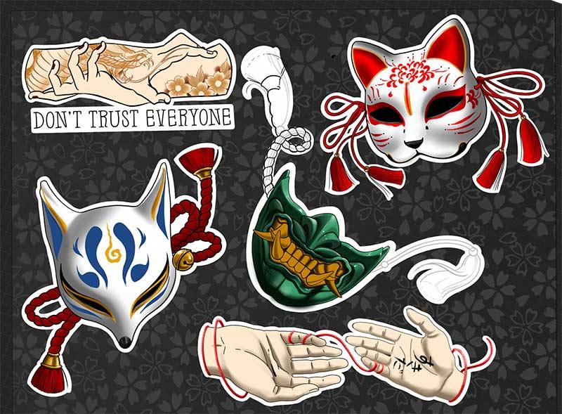 piccolo tattoo-orientale