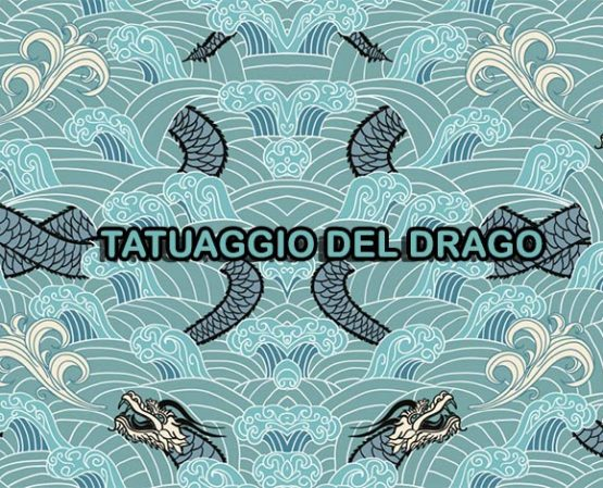 TATUAGGIO DEL DRAGO