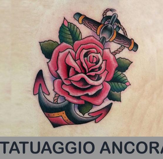 Ancora tatuaggio