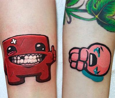 tatuaggi piccolini