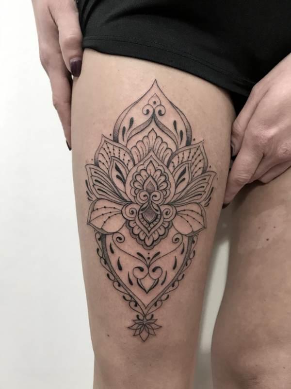 tattoo ornamentale 2