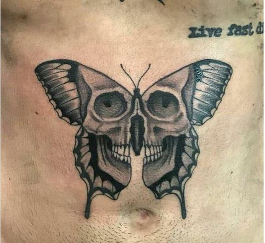 harry stiles tatuaggi