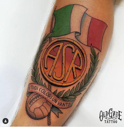 Tatuaggio AS Roma
