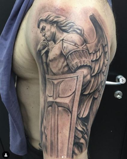 tatuaggio romano