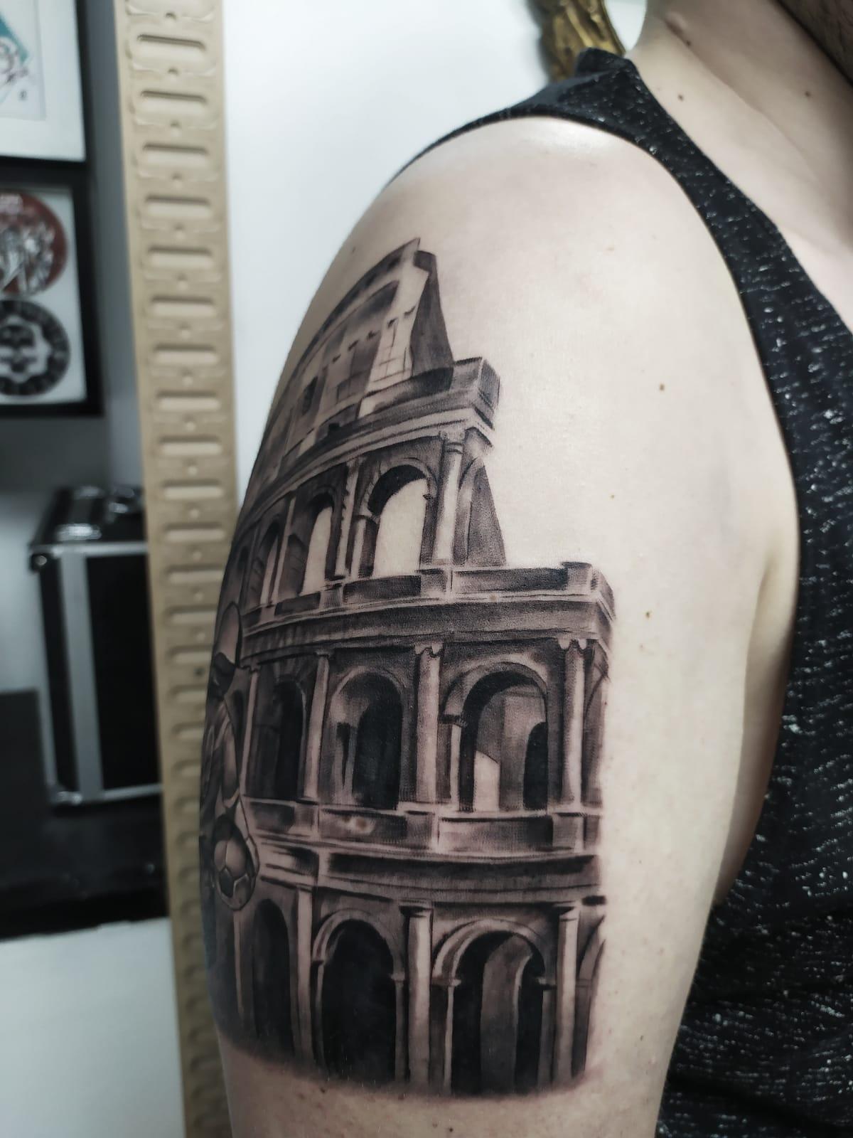 tatuaggi romani