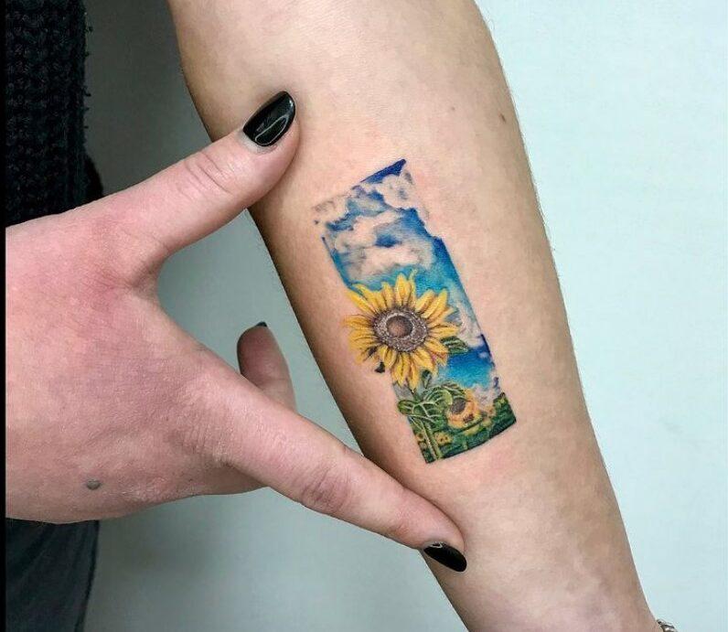 tatuaggi piccoli donna