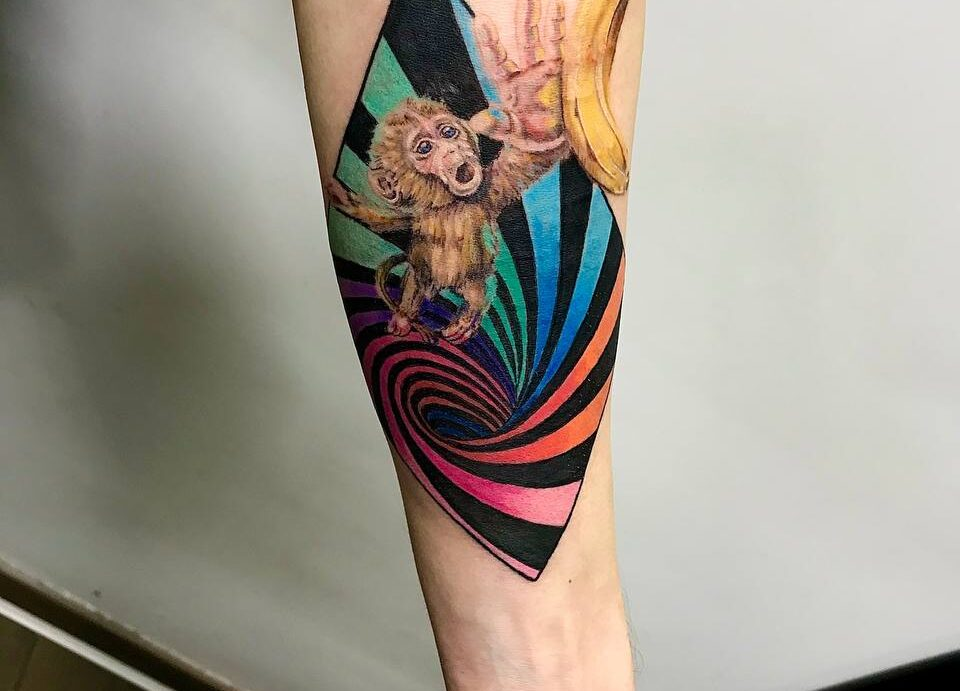 tatuaggio cicatrice